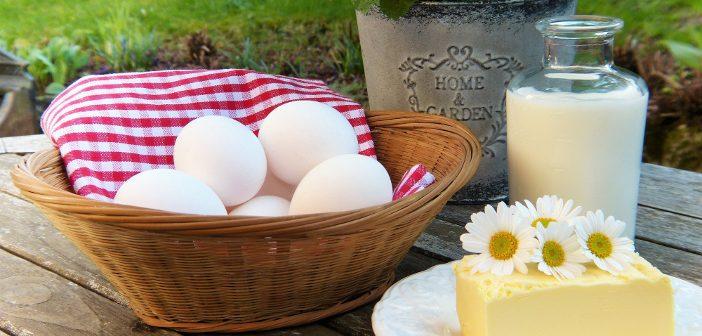 Prodotti lattiero-caseari alleati contro la fragilità ossea