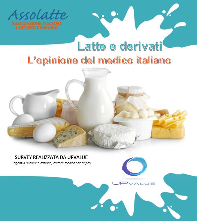 latte e derivati sondaggio medici