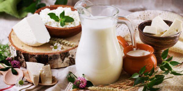 Dieta senza prodotti lattiero-caseari? Non è mai una buona idea